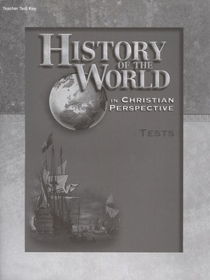 History of the World Tests Key   -
