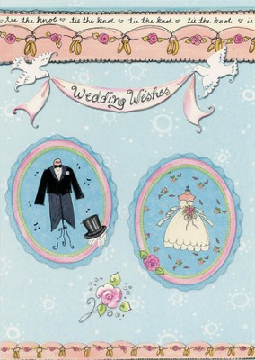 Wedding and Anniversary Card Assortment, Box of 12   -     By: Mary Gartner