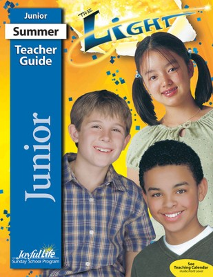 The Light Junior (Grades 5-6) Teacher's Guide   -