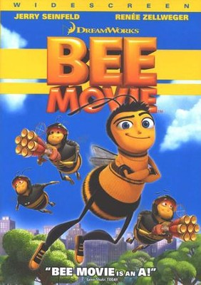 Bee Movie, DVD   -
