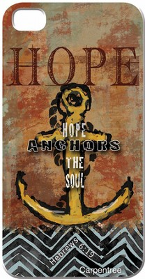 Hope Anchors, iPhone 4/4S Case  -