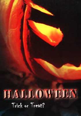 Halloween Trick or Treat, DVD   -