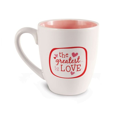 The Greatest is Love Mug  -