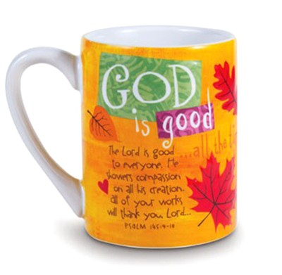 God is Good Mug  -