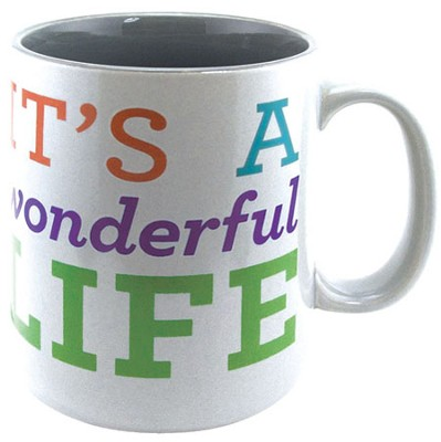 It's A Wonderful Life Mug  -