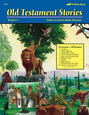 Old Testament Stories Series 1 Book   -