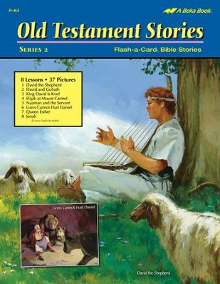 Old Testament Stories Series 2 Book   -
