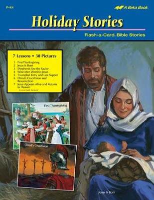 Holiday Stories Book--2s & 3s   -