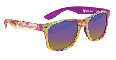 Love Never Fails, Floral Son Shades  -