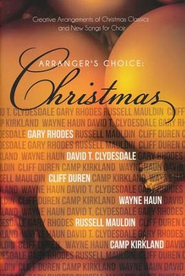 Arranger's Choice: Christmas   -