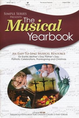 The Musical Yearbook   -
