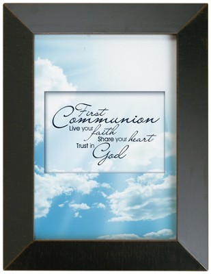 First Communion Framed Inspiration  -