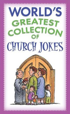 World's Greatest Collection of Church Jokes - eBook  -     By: Paul Miller