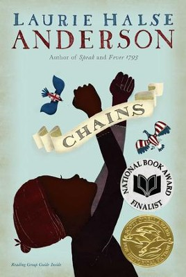 Chains - eBook  -     By: Laurie Halse Anderson