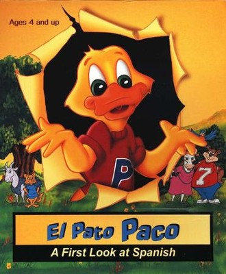 El Pato Paco: A First Look at Spanish on CD-ROM   -