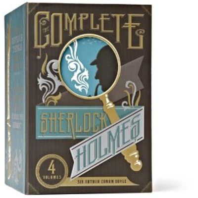 The Complete Sherlock Holmes: Four Novels and Over Forty Short Stories Sherlock Holmes, The Reminiscences of Sherlock Holmes,  -     By: Sir Arthur Conan Doyle