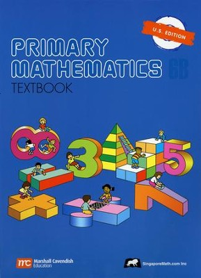 Singapore Math: Primary Math Textbook 6B US Edition   -
