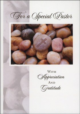 Pastor Appreciation Greeting Cards, Box of 12  -
