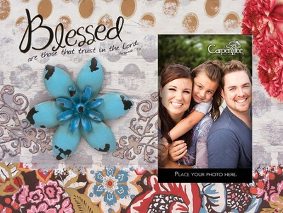 Blessed Photo Frame  -