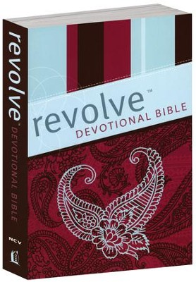 NCV Revolve Devotional Bible, Softcover   -