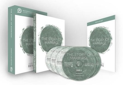 The Story of Marriage DVD Curriculum   -     By: John Bevere, Lisa Bevere