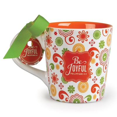 Be Joyful Mug  -