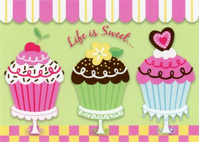 Life Is Sweet Boxed Notes   -