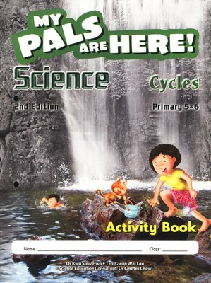MPH Science Activity Book Primary 5&6: Cycles (Second  Edition)  -