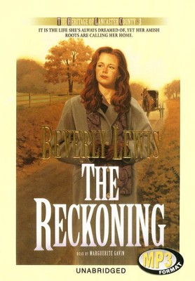 The Reckoning MP3 CD  -     By: Beverly Lewis