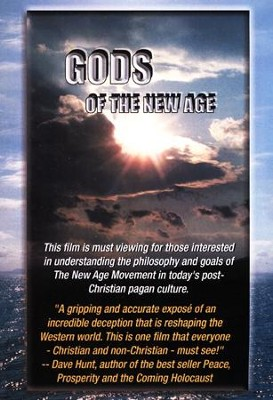 Gods of the New Age, DVD   -