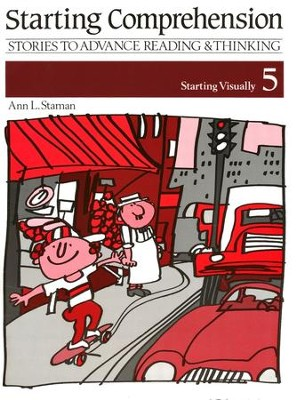 Starting Comprehension Visually Book 5, Grades 1-2   -     By: Ann Staman
