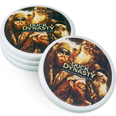 Duck Dynasty, Family With A Calling Coasters  -