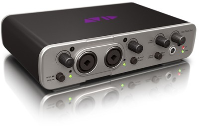 Fast Track Duo-USB Interface with Pro Tools Express   -