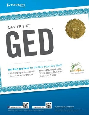 Master the GED: Practice Test 2: Practice Test 2 of 3 - eBook  -     By: Mark Allan Stewart