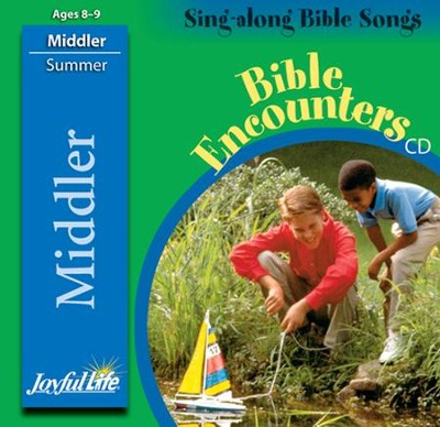 Bible Encounters Middler (Grades 3-4) Audio CD   -