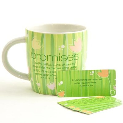 Cup of Promises Cup of Encouragement  -