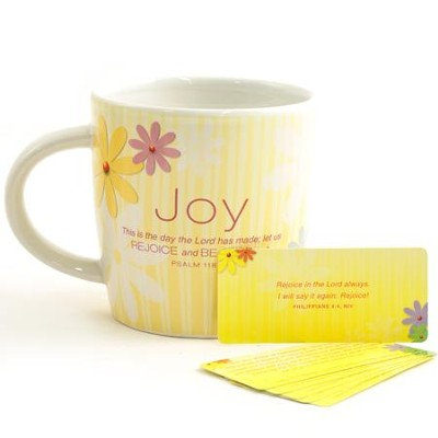 Joy, Cup of Encouragement   -
