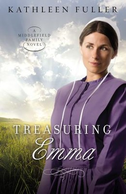 Treasuring Emma - eBook  -     By: Kathleen Fuller