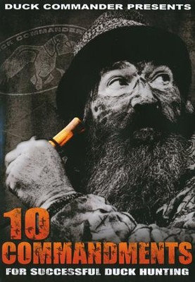10 Commandments for Successful Duck Hunting, DVD   -