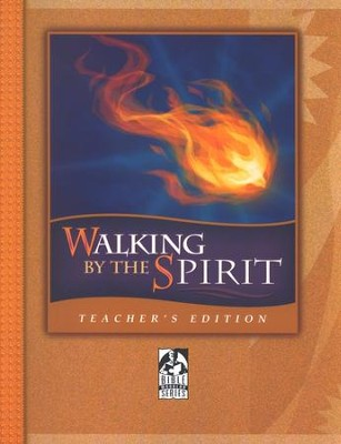 BJU Walking in the Spirit, Teacher's Edition   -