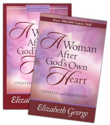 A Woman After God's Own Heart, Book & Study Guide   -     By: Elizabeth George