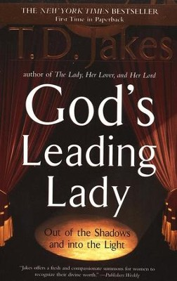God's Leading Lady  -     By: T.D. Jakes