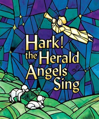 Hark! the Herald Angels Sing Song Visuals (Primary -  Junior)  -