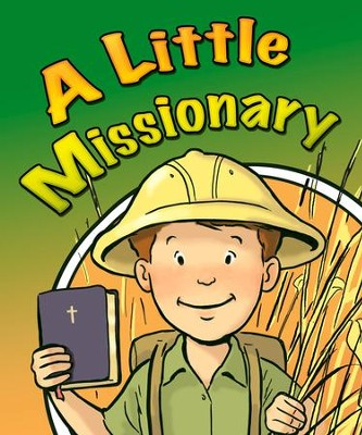 A Little Missionary Song Visuals (Primary)   -