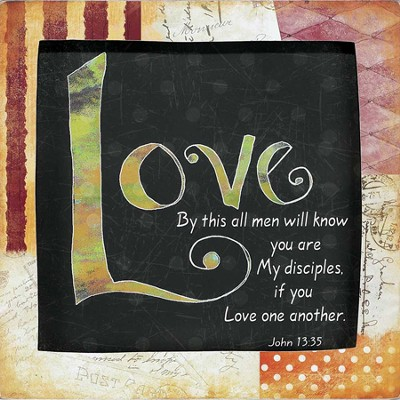 Love Plaque  -