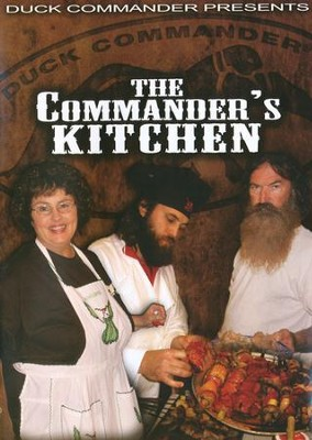 The Commander's Kitchen, DVD   -