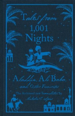 Tales from 1,001 Nights: Aladdin, Ali Baba and Other Favorites  -     By: Malcolm C. Lyons, Ursula Lyons
