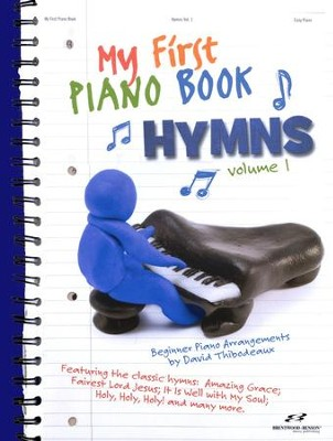 My First Piano Book Hymns, Volume 1   -