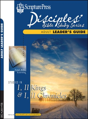 Adult Disciples Bible Study Series, Leaders Guide, Winter 2013  -