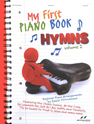 My First Piano Book Hymns, Volume 2   -